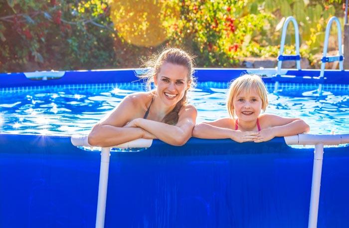 Familienpools - Family Pool