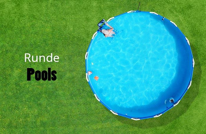 Pool Rund - Rundpools